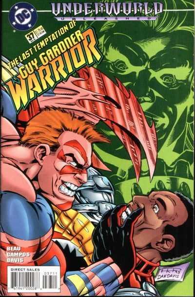 Guy Gardner: Warrior #37