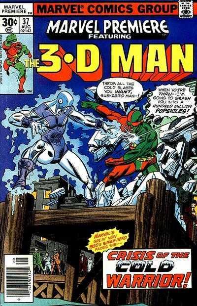 Marvel Premiere #37