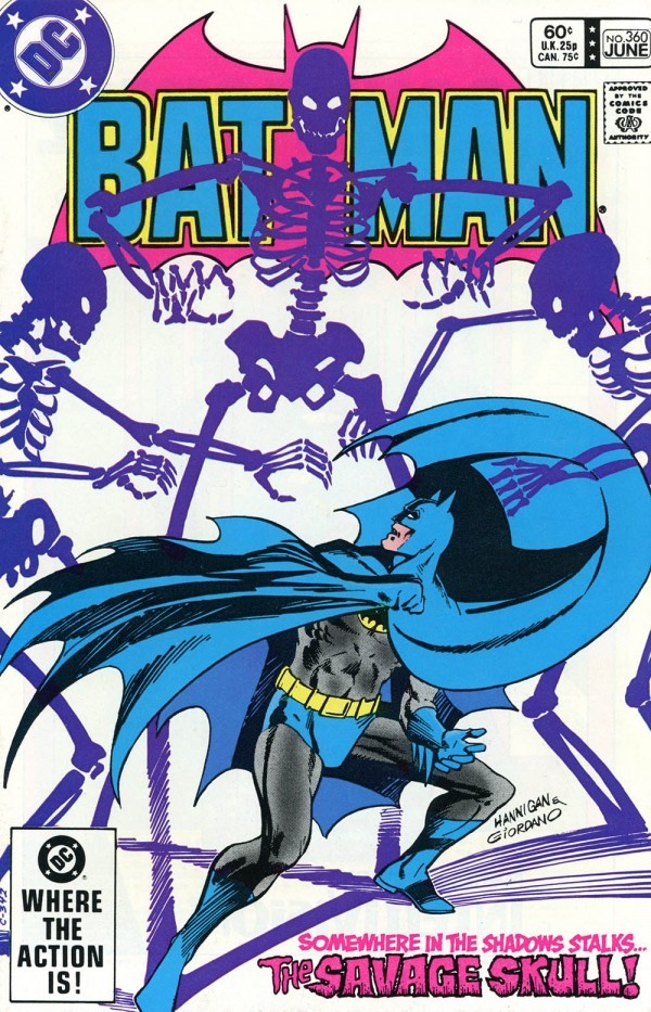 Batman #360