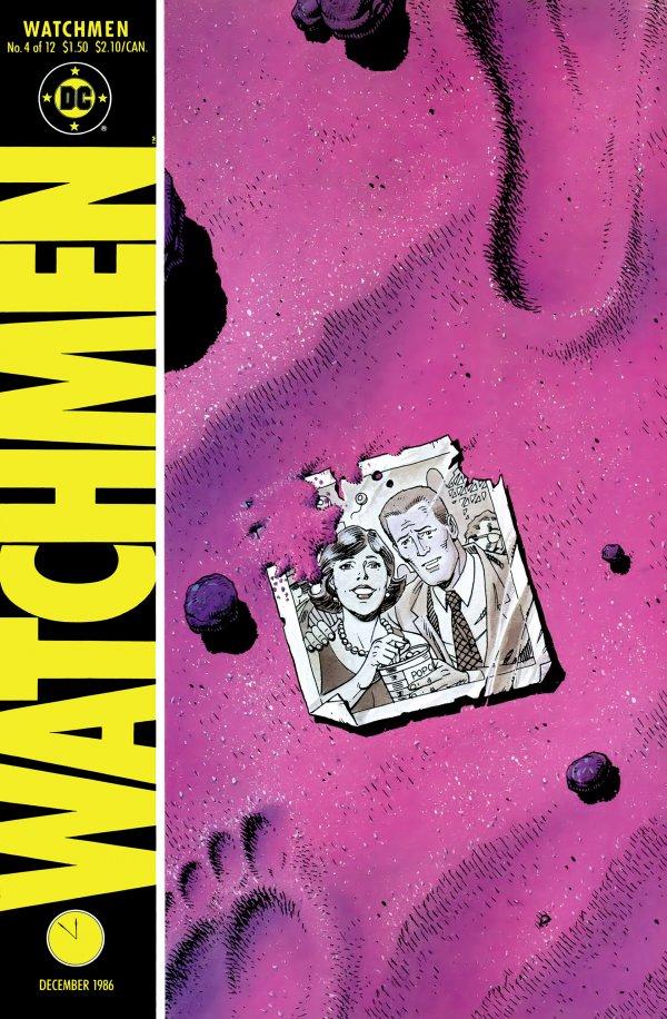 Watchmen #4