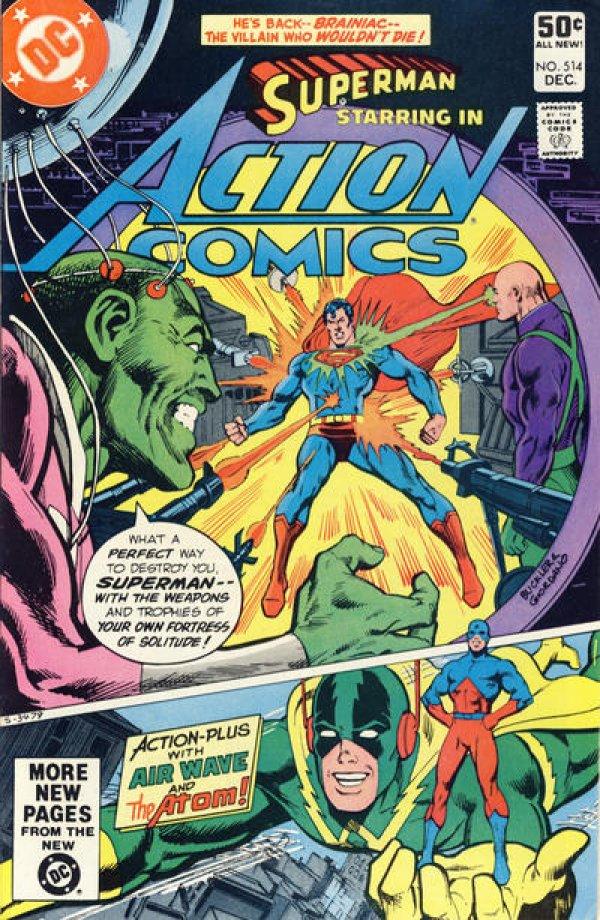 Action Comics #514