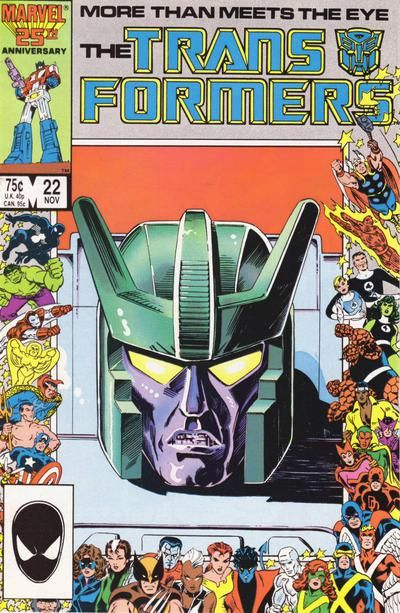 The Transformers #22