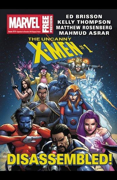 Marvel Previews #14