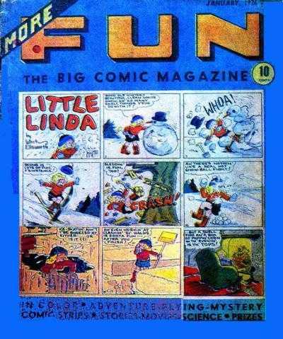 More Fun Comics #7