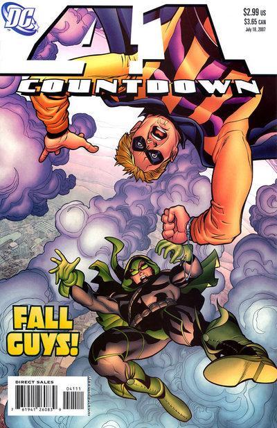 Countdown to Final Crisis #41