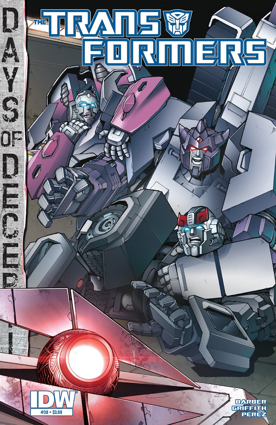 The Transformers #38