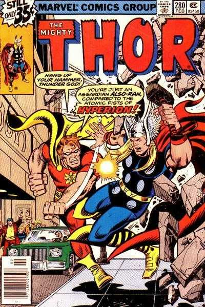 The Mighty Thor #280