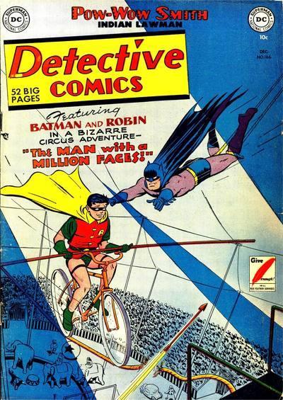 Detective Comics #166