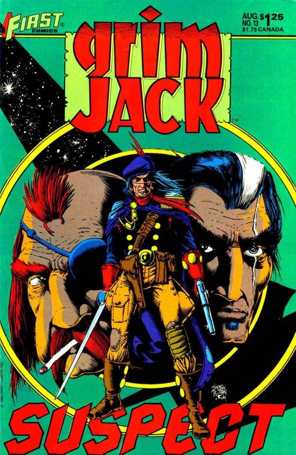 Grimjack #13