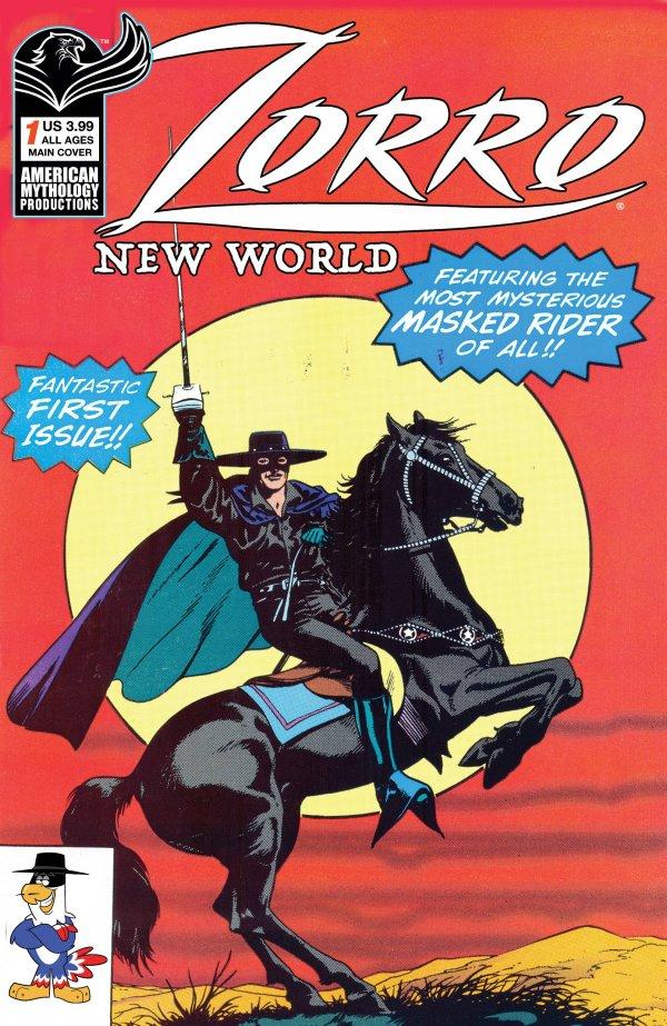 Zorro: New World #1