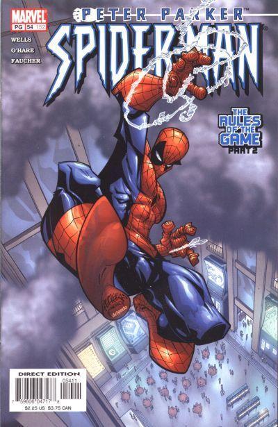 Peter Parker: Spider-Man #54