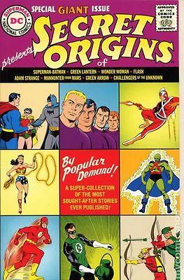 Secret Origins Replica Edition #1