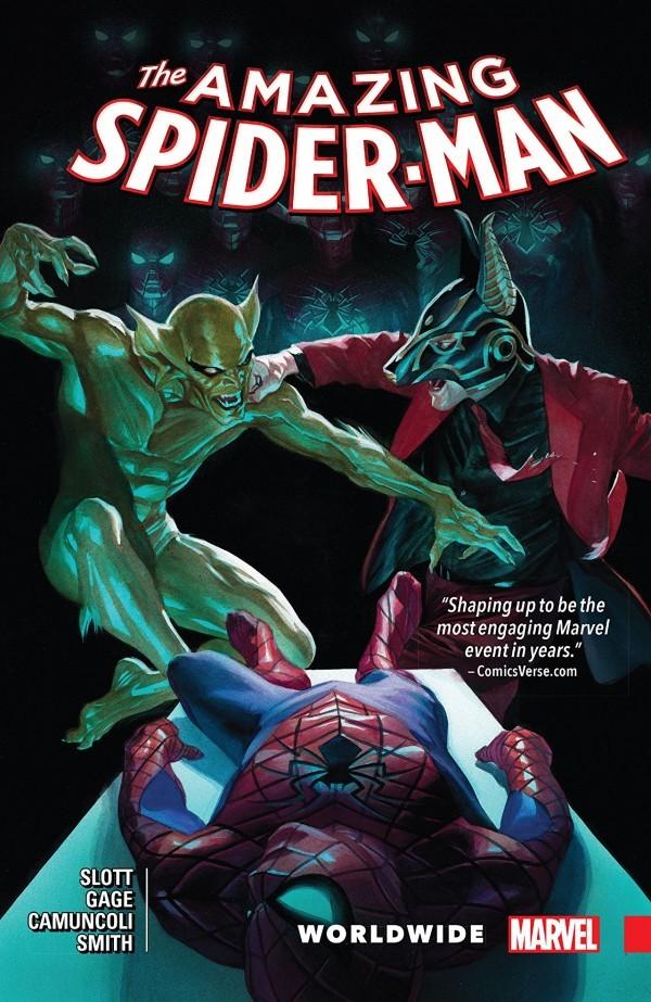 The Amazing Spider-Man: Worldwide Vol. 5 TP