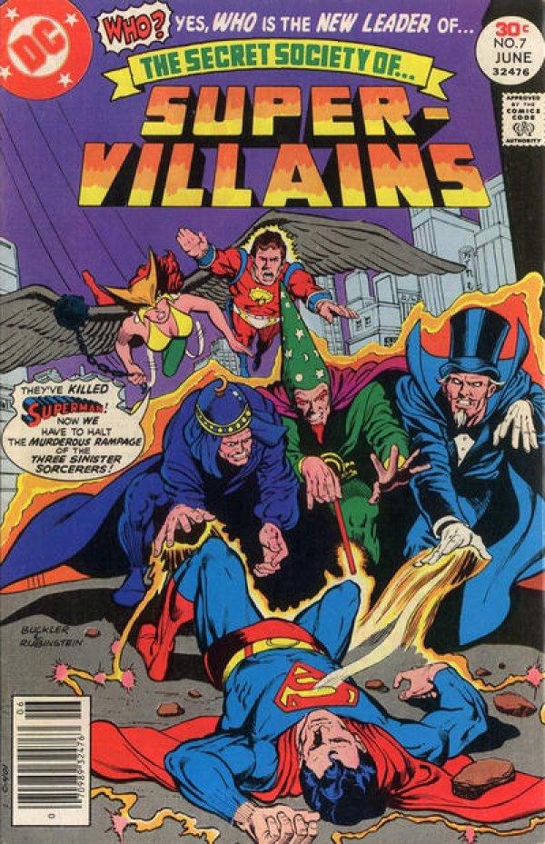 The Secret Society of Super-Villains #7