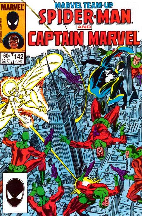 Marvel Team-Up #142
