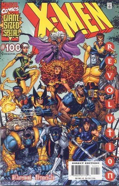 X-Men #100