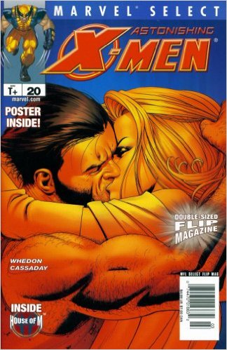 Marvel Select Flip Magazine #20