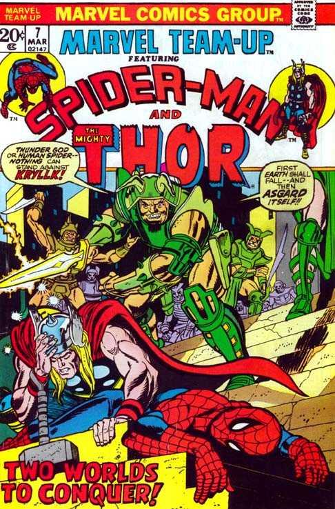 Marvel Team-Up #7