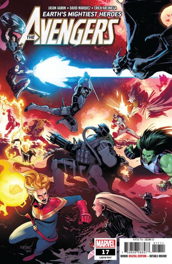 The Avengers #17