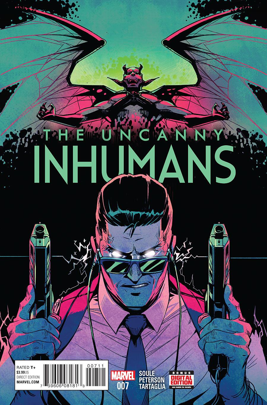 The Uncanny Inhumans #7