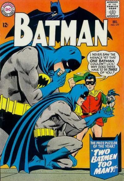 Batman #177