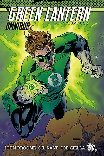 The Green Lantern Omnibus Vol. 1 HC