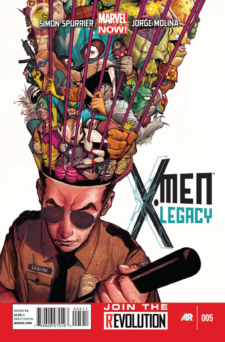 X-Men: Legacy #5
