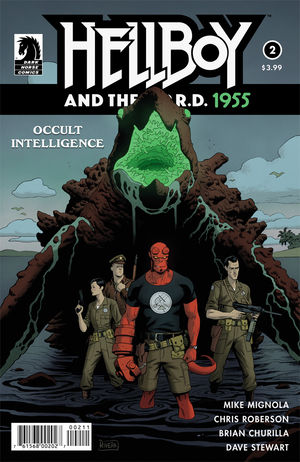 Hellboy and the B.P.R.D.: 1955—Occult Intelligence #2