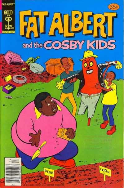 Fat Albert and the Cosby Kids #24