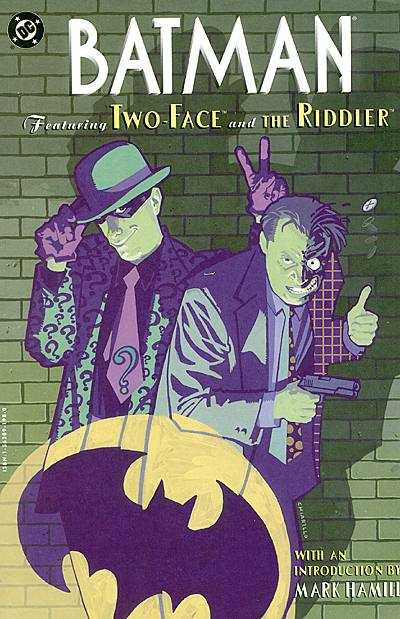 Batman featuring Two-Face and The Riddler TP