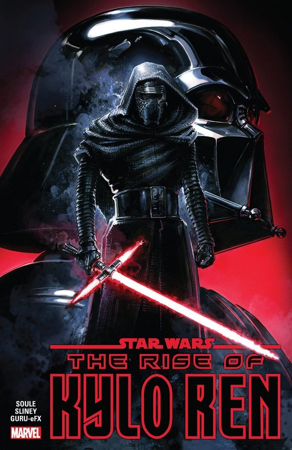 Star Wars: The Rise of Kylo Ren TP