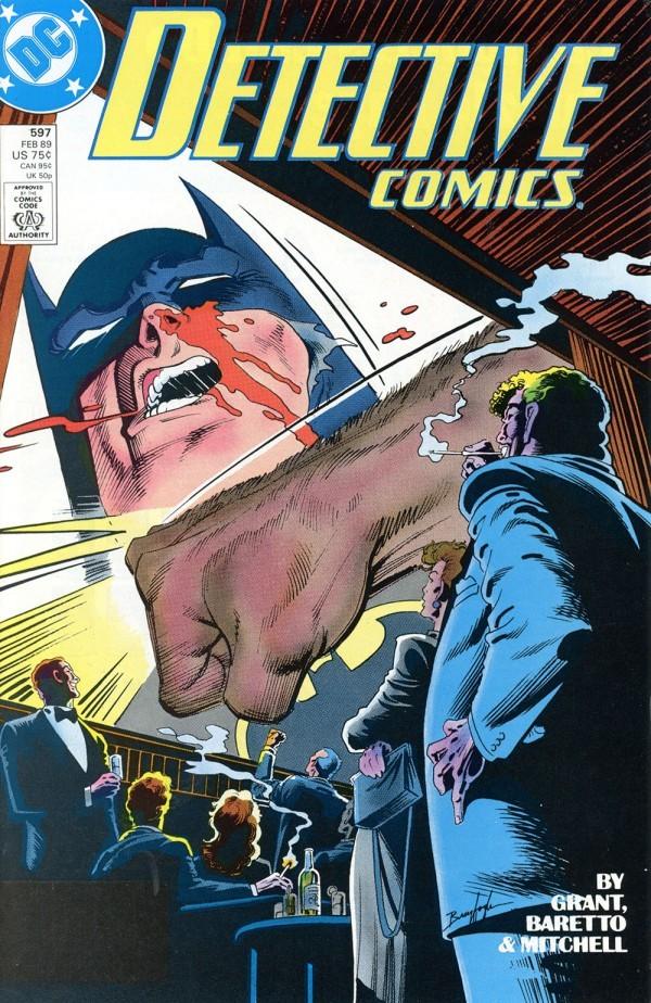 Detective Comics #597