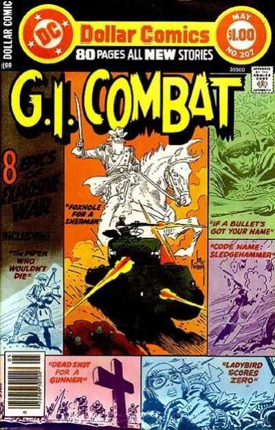 G.I. Combat #207