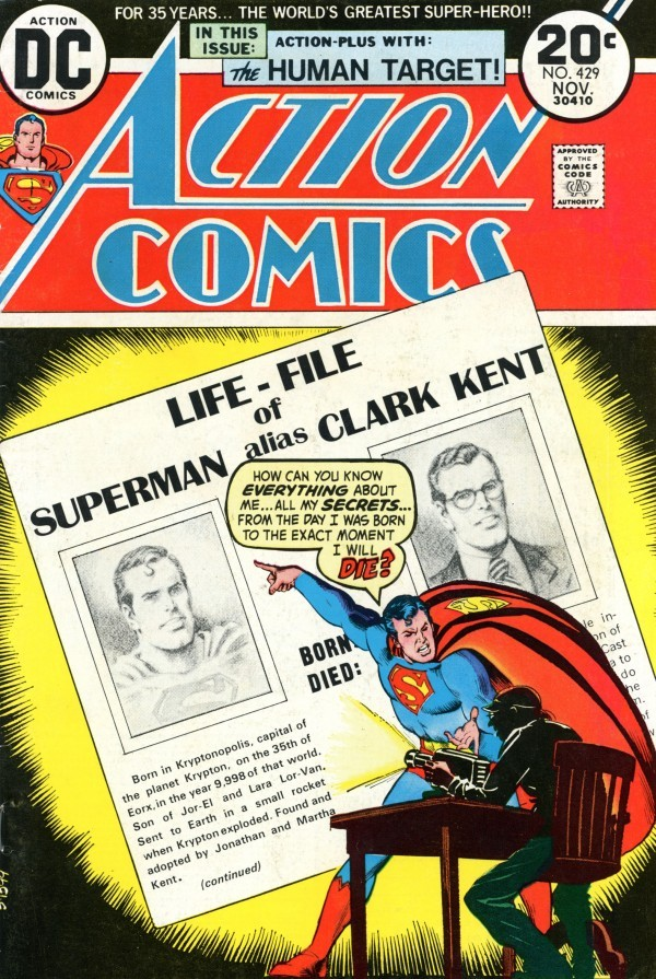 Action Comics #429