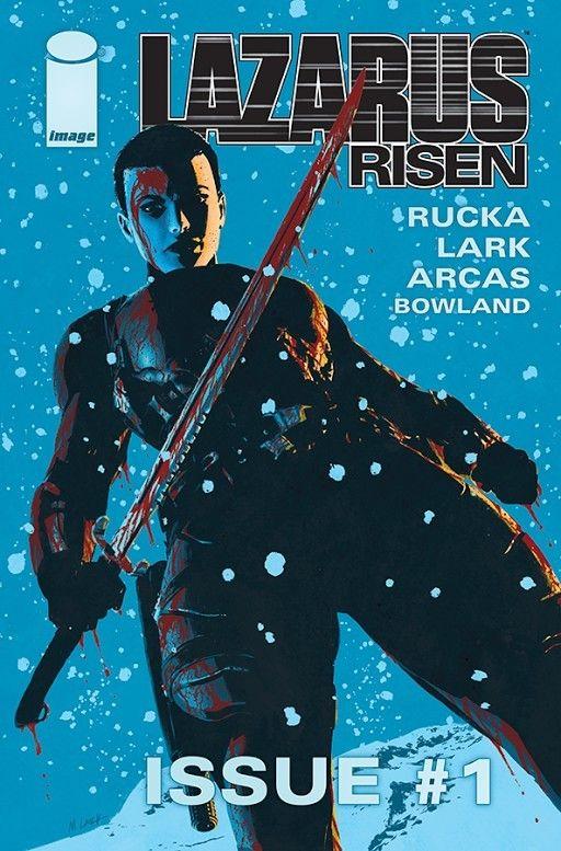 Lazarus: Risen #1