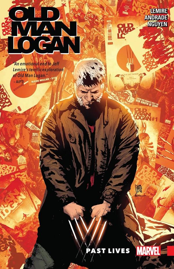 Old Man Logan Vol. 5: Past Lives TP