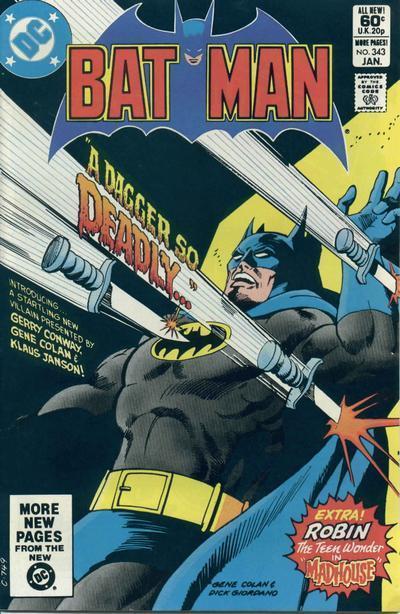 Batman #343