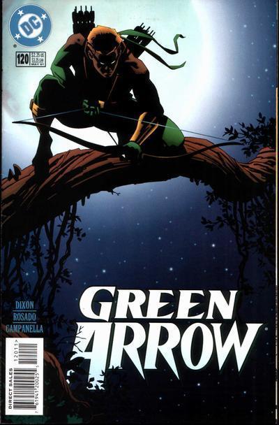 Green Arrow #120