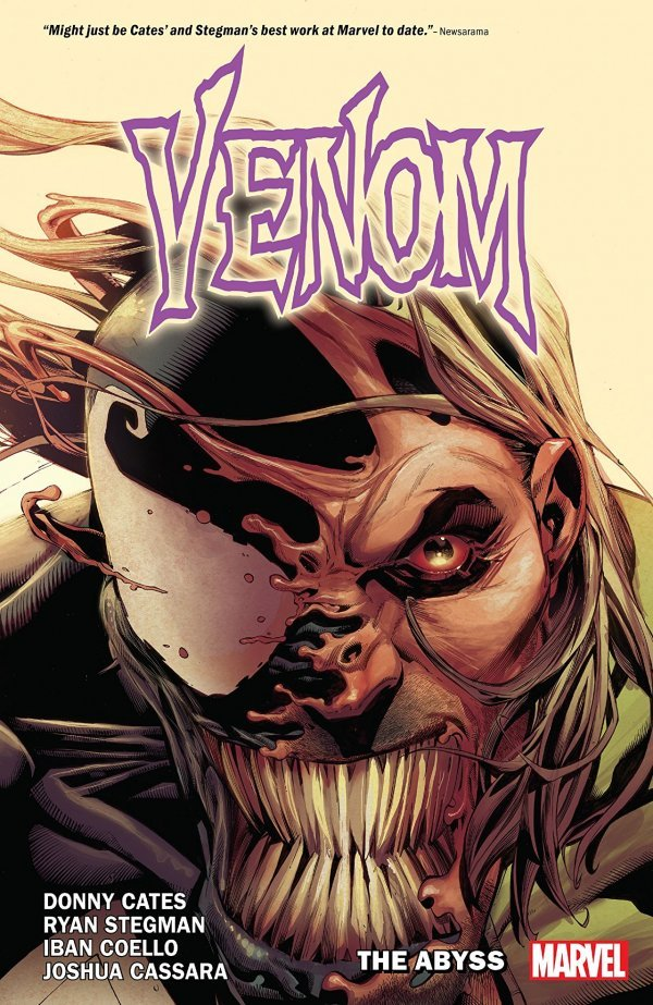 Venom by Donny Cates Vol. 2: The Abyss TP