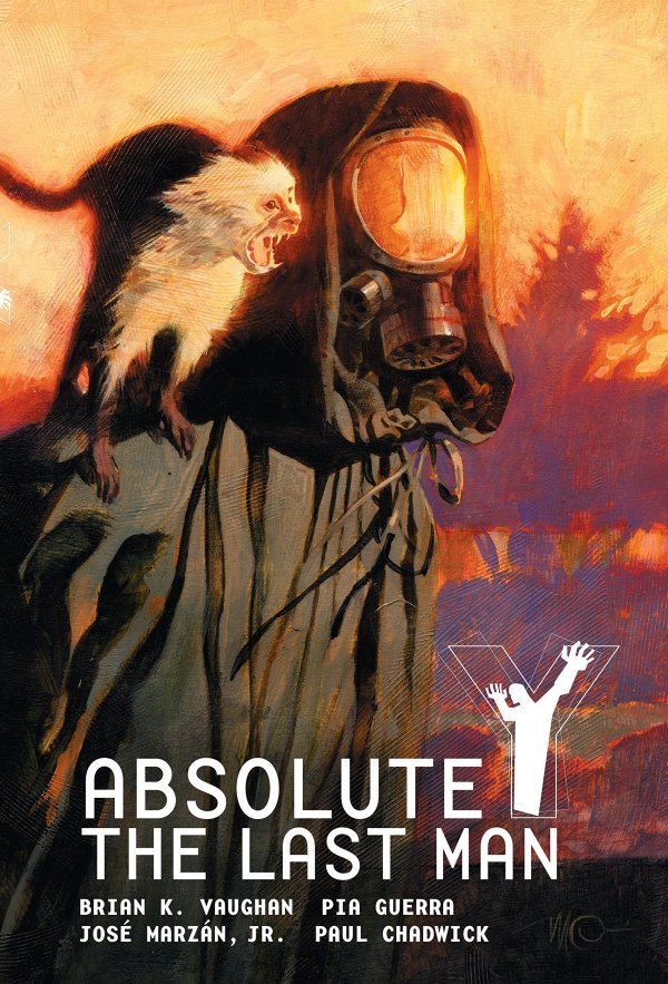 Absolute Y: The Last Man Vol. 1 HC
