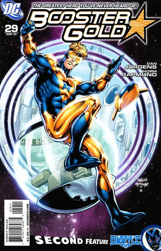 Booster Gold #29