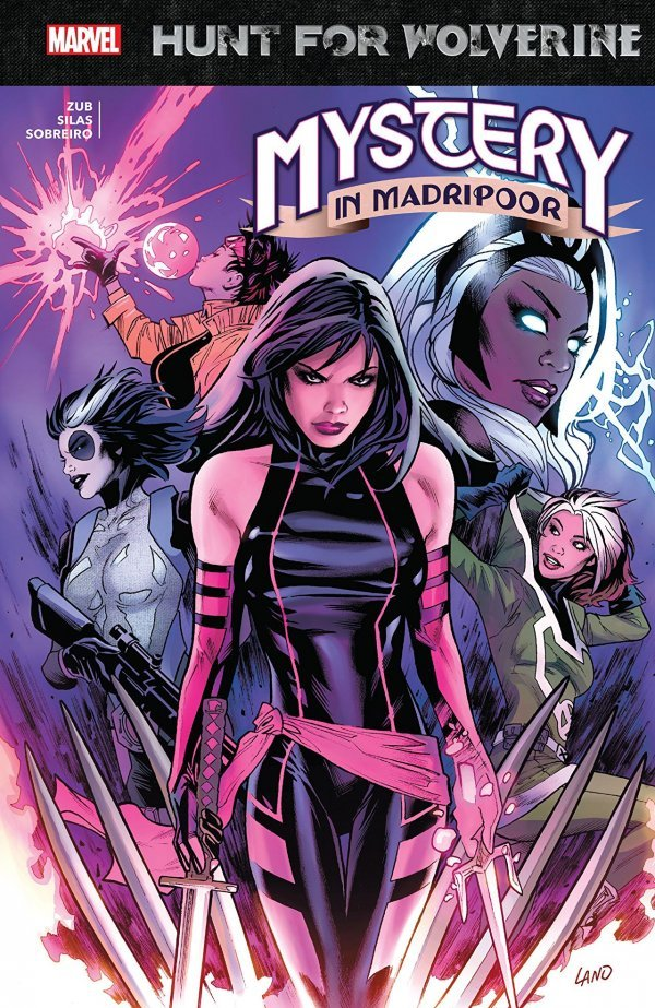 Hunt for Wolverine: Mystery in Madripoor TP