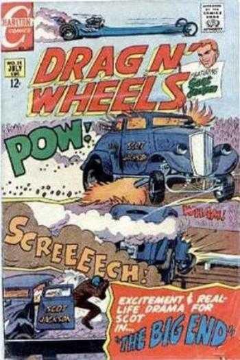 Drag N' Wheels #35
