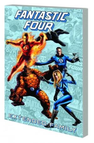 Fantastic Four: Extended Family TP