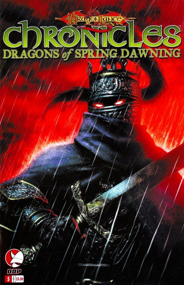 Dragonlance Chronicles: Dragons of Spring Dawning #5