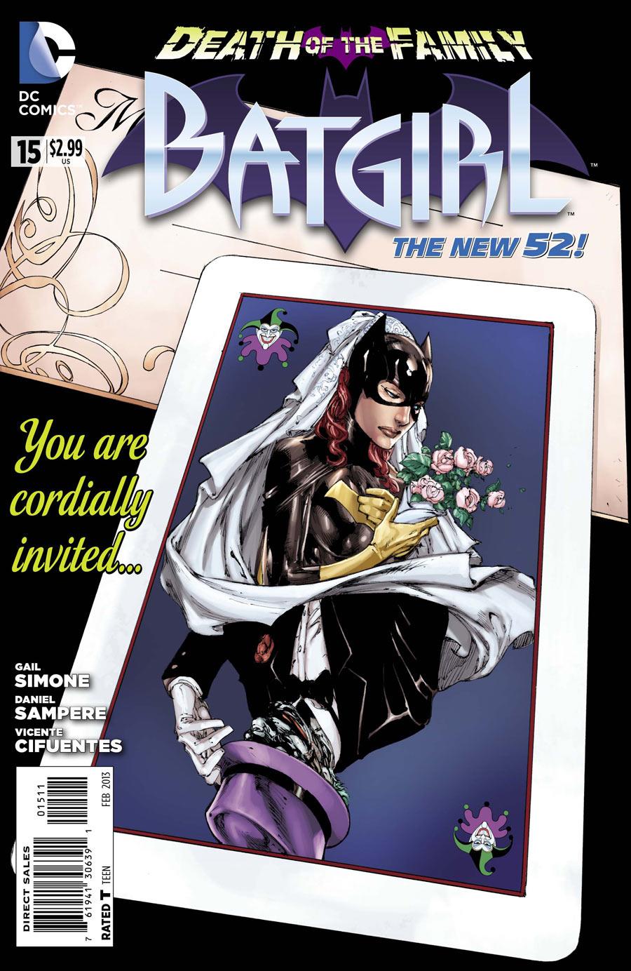 Batgirl #15