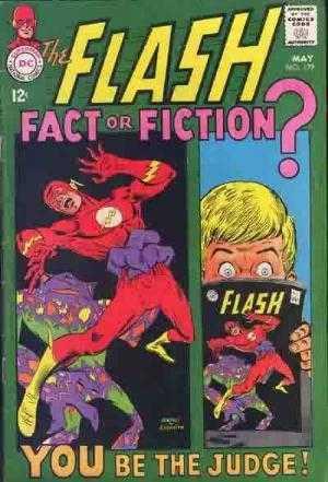 The Flash #179