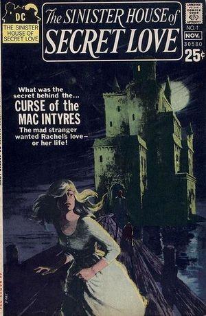 Sinister House of Secret Love #1