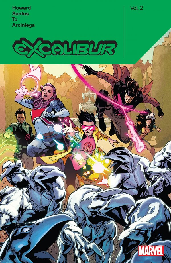 Excalibur by Tini Howard Vol. 2 TP