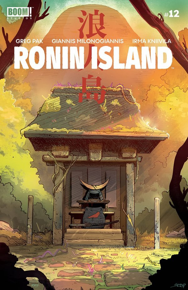 Ronin Island #12 review